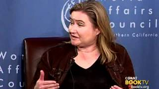 """BookTV: Rebecca MacKinnon, """"Consent of the Networked: The Worldwide Struggle For Internet Freedom"""""""