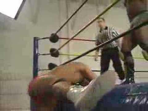Pro Wrestling  Aaron Baker streaming vf