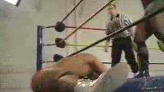 Pro Wrestling  Aaron Baker