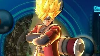 Dragon Ball Z: Battle of Z - Unlocking Naruto Goku + Super Move Attacks [DLC Costume]
