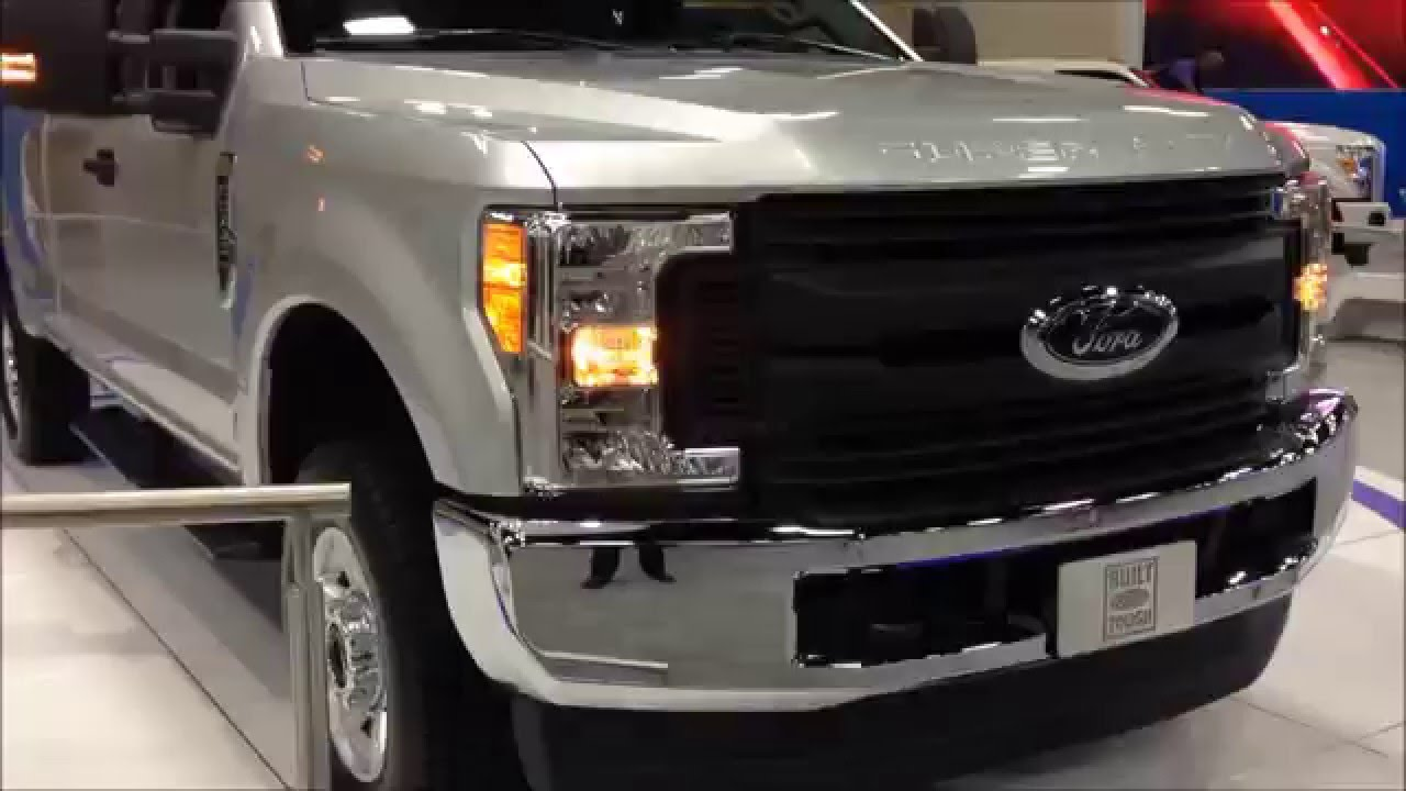 2017 ford super duty f 250 xl review youtube. Black Bedroom Furniture Sets. Home Design Ideas
