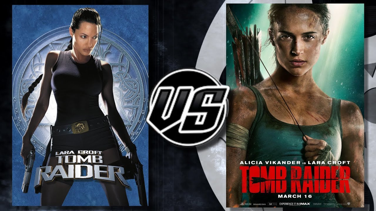 Tomb Raider 2018 Vs Tomb Raider 2001 Youtube