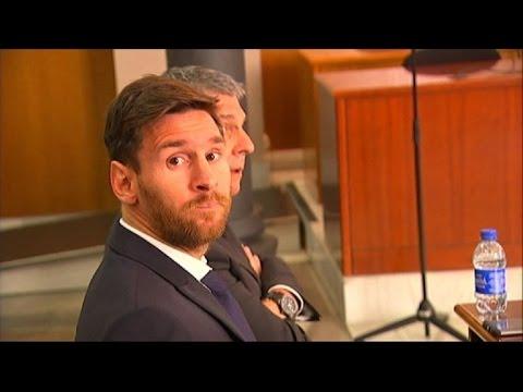 Supremo español confirma condena por fraude fiscal a Leo Messi