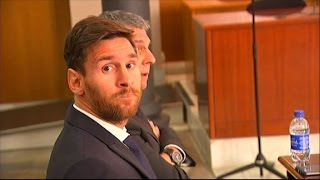 Video: La Justicia confirma condena por fraude fiscal a Leo Messi