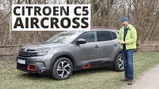 Citroen C5 Aircross - dres, kanapa i 5 gwiazdek