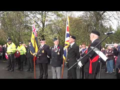 NCPB- Remembrance Day 2015