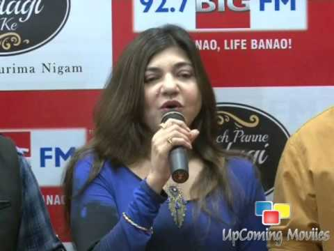 Anu Malik, Alka Yagnik, Udit Narayan, ABhijeet at a Big FM show