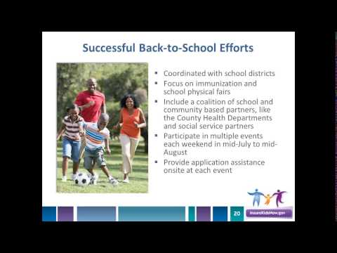 Webinar: Back-to-School Outreach and Enrollment: Tactics and Resources for Success (7/31/14)