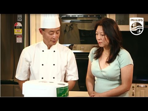 Philips Grain Master  Hong Kong Style Sticky Rice 电饭煲 港式糯米飯