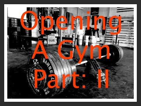 So You Want to Start a Gym Pt: II How much $$$ do I make, Marketing, Certifications & Free Time
