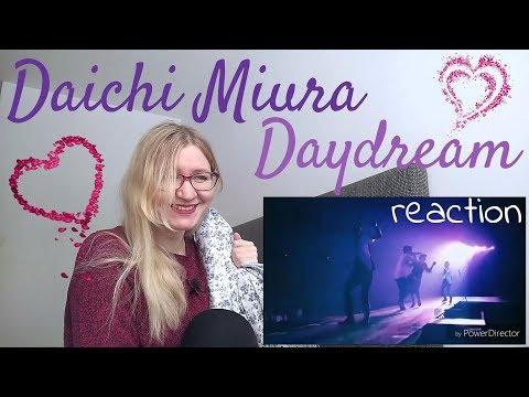 三浦大知 (Daichi Miura) - Daydream |Live Reaction| ちょっと... やばいこれ!