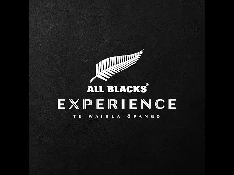 All Blacks Experience - Understand what it takes to make, shape and be an All Black