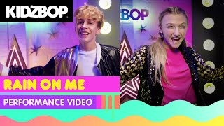 KIDZ BOP Kids - Rain On Me (Performance)
