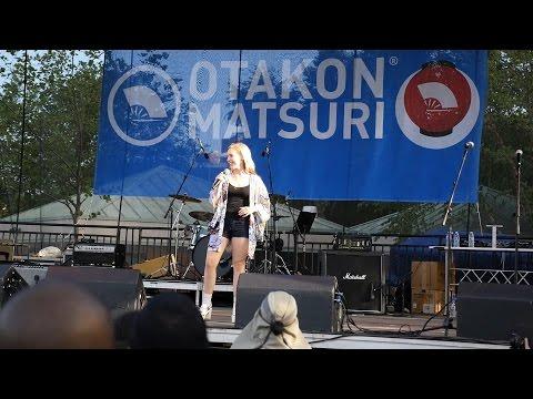 Otakon 2016 Thursday Matsuri - Diana Garnet Concert