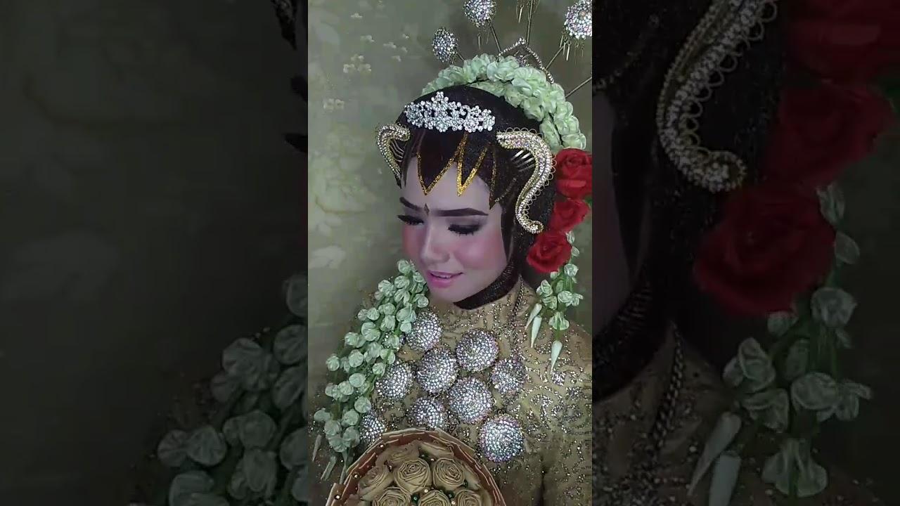Hijab Pengantin Jawa Modern Youtube
