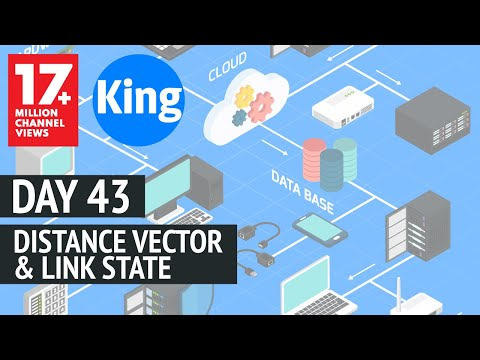 Free CCNA | Distance Vector Vs Link State - Day 43 | 200-125 | Cisco Training