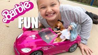 MEGA Barbie Toy Haul! Toy Shopping at Walmart For Barbie Dolls…