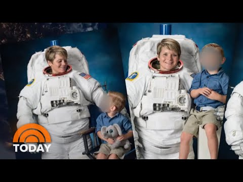 Top NASA Astronaut Denies Hacking Spouse's Bank Account From Space | TODAY
