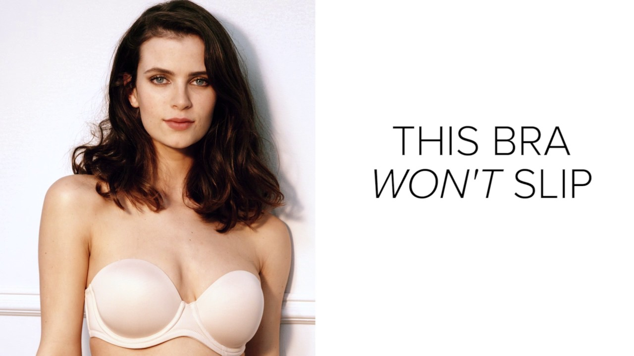 ef63613171b Wacoal May Bra of the Month - Red Carpet Strapless .20 - YouTube
