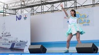 2016年7月18日 博多中央ふ頭イベントバース.