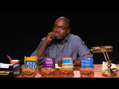 Hannibal's Pretzels - The Eric Andre Show