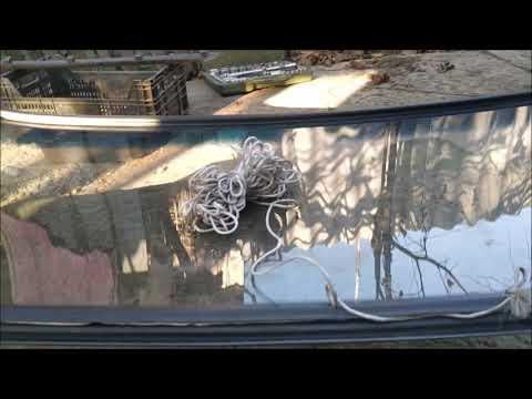 Замена лобового стекла Ваз 2101-2107 (как установить стекло ваз классика)