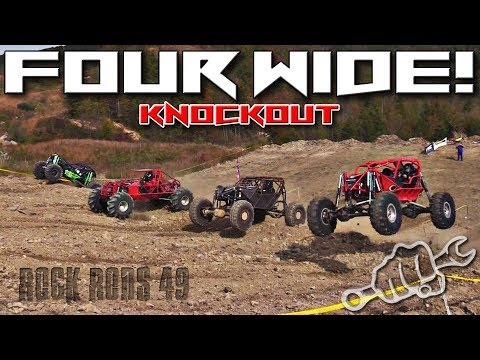 Pro Rock Racing Knockout World Championship - Rock Rods EP 4