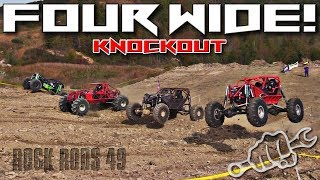 Pro Rock Racing Knockout World Championship - Rock Rods EP 49