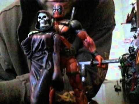 deadpools girlfriend lady death review youtube
