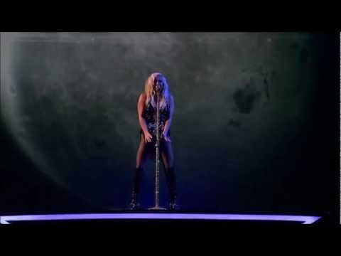 Ke$ha - C'Mon  The X Factor USA