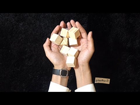 How to make endless cube toy - Suicide Squad