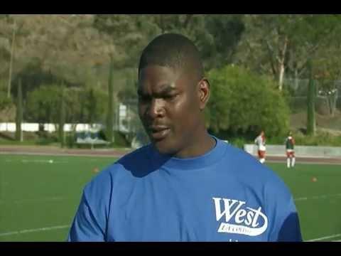 WLAC Alumnus Keyshawn Johnson