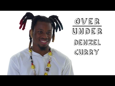 Denzel Curry Rates Gators, Spring Break, and Hooters | Over/Under