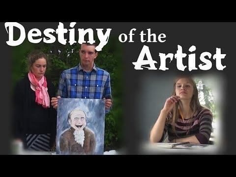 ~Destiny Of The Artist~ Short Film