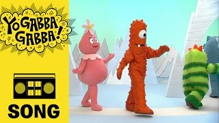 The Freeze Game - Yo Gabba Gabba!