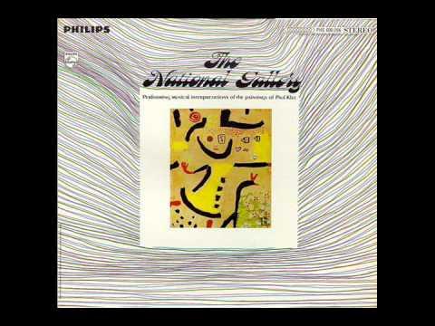The National Gallery - Performing Musical Interpretations of the Paintings of Paul Klee (Full Album)