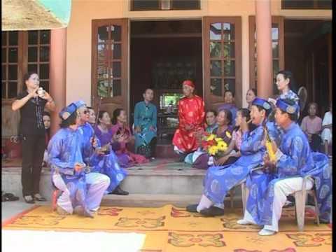 Hò khoan đối đáp, lời cổ, Ngọc Liên tải 9/2011