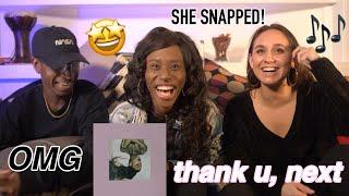 ARIANA GRANDE THANK U NEXT FULL ALBUM REACTION + BUWYGIB MUSIC VIDEO REACTION | Jhéani