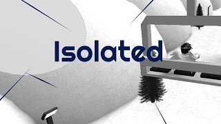 Isolated [Trailer] [Roblox Thriller/Horror Film]