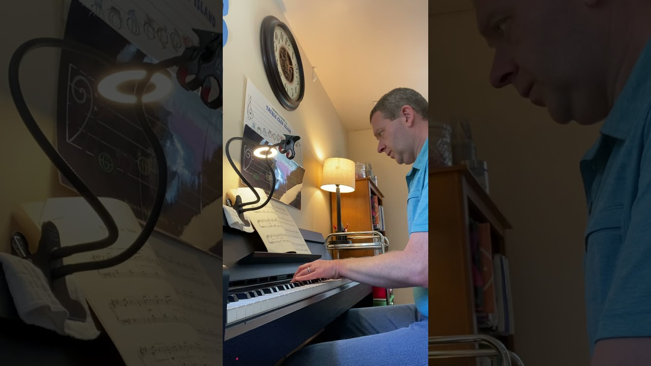 Two Beautiful Romantic and Late Romantic Period Piano Selections