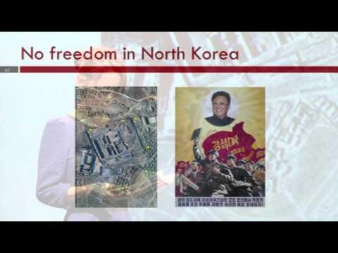 """North Korean Defector""TED Talk(2014)"