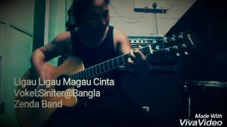 Download Video Lagu Bidayuh Serian ( Ligau- Ligau magau Cinta) by Zenda Band MP3 3GP MP4