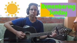 Remembering Sunday [All time low Cover] .. by Esteban W.