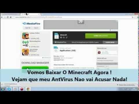 Como baixar minecraft pirata 1 5 2 atualizado 2015 youtube