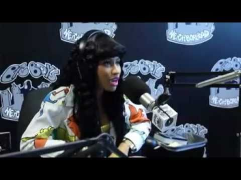 Nicki Minaj Talks Thongs Vs Commando