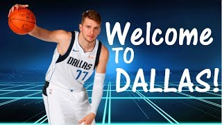Luka Doncic 🔥Best Plays🔥 - Welcome to Dallas ᴴᴰ