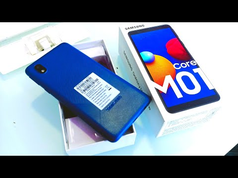 Samsung 01 Core Unboxing ,First Look & Review !! Samsung M01 Price , Specifications & more 🔥 🔥