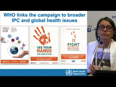Hand Hygiene: A WHO Perspective