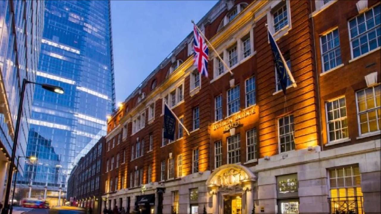 London Bridge Hotel **** - London, United Kingdom - YouTube