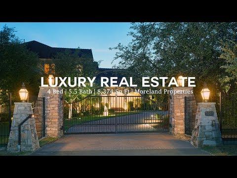 Luxury Real Estate | Estate in Barton Creek | Austin, TX